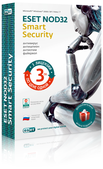 ESET NOD32 Smart Security | Новая версия 4.2